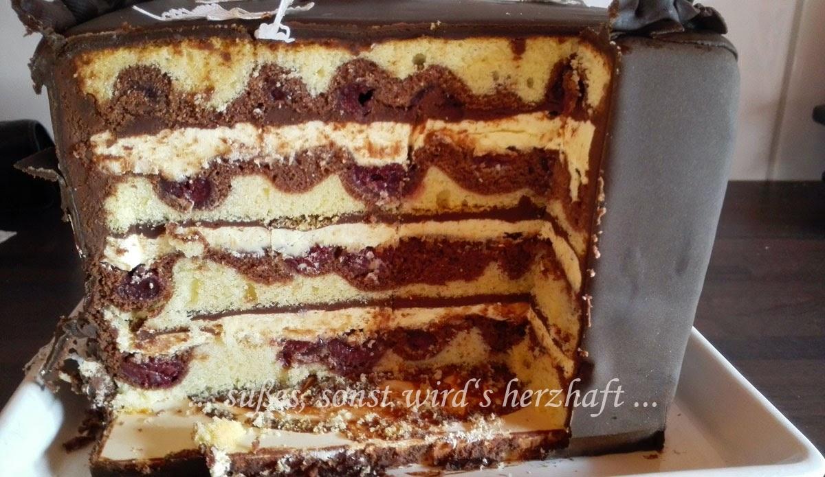 kuchen donauwelle rezept mit bild
