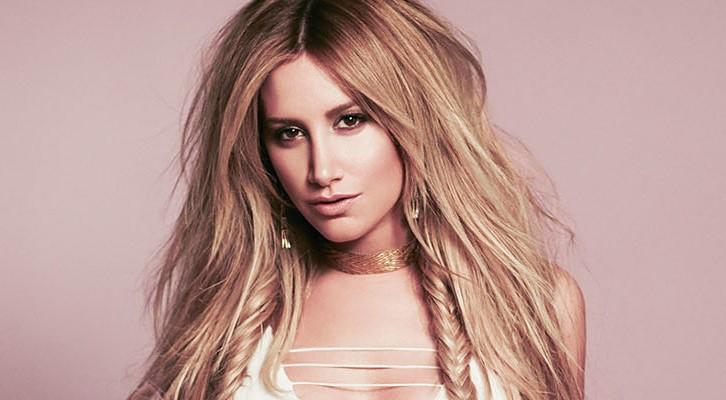 Ashley Tisdale hace cover de 'Toxic' de Britney Spears