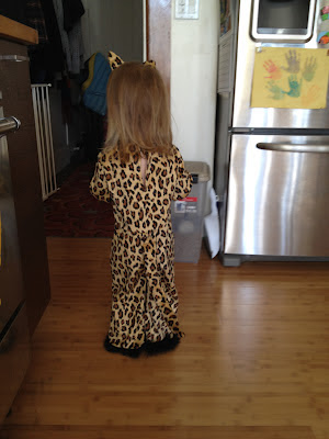 back of cat costume: LadyD Books