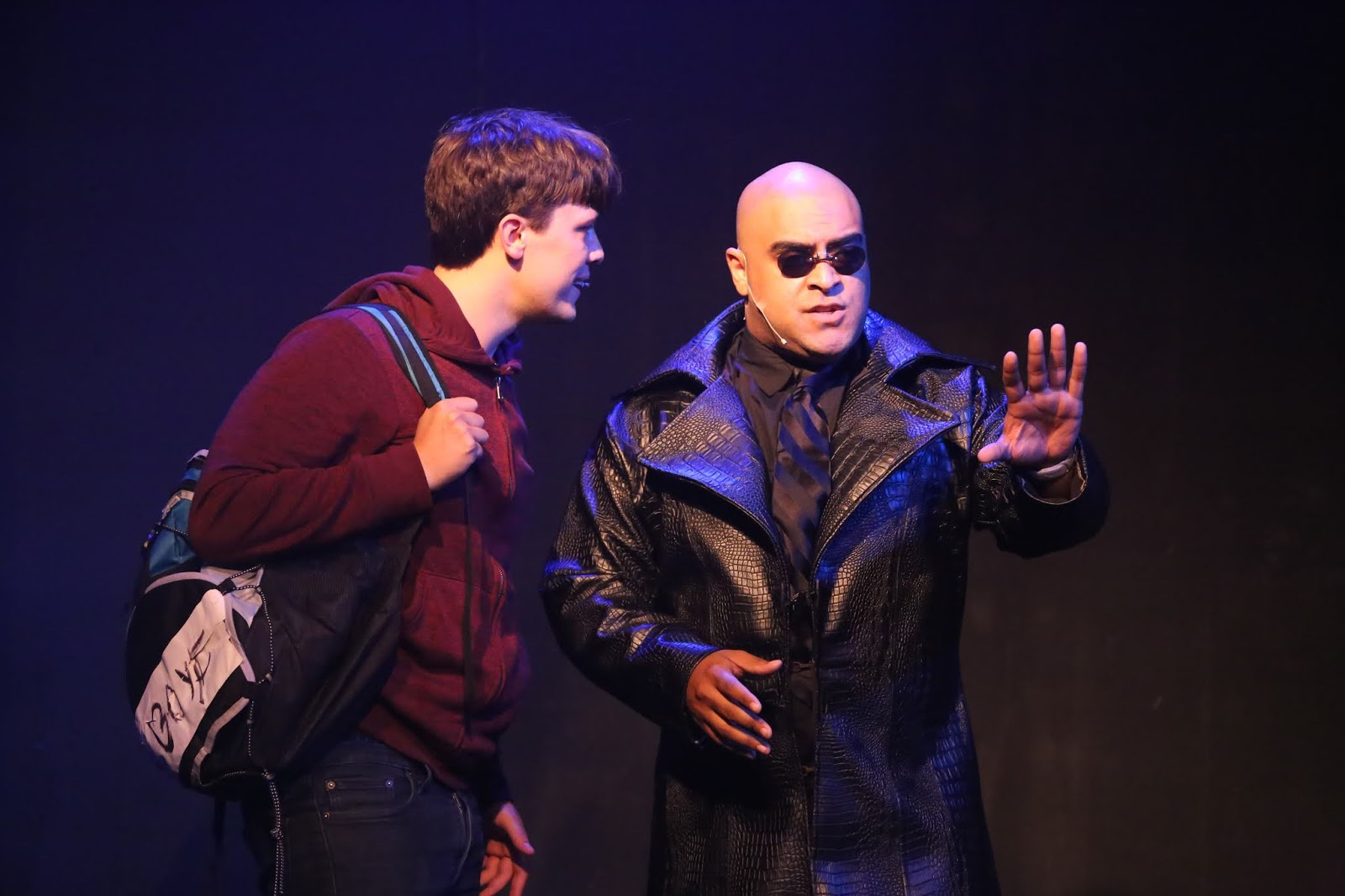 The Bad Boy of Musical Theatre: The Loudest One is Ours