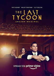 The Last Tycoon Series Poster