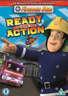 Fireman Sam Ready for Action DVD