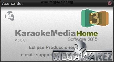 KaraokeMedia Home imagenes