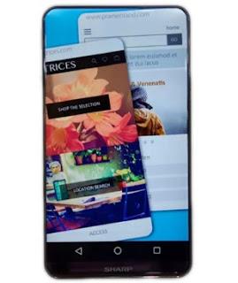 Android Bezel Tipis Sharp Corner R