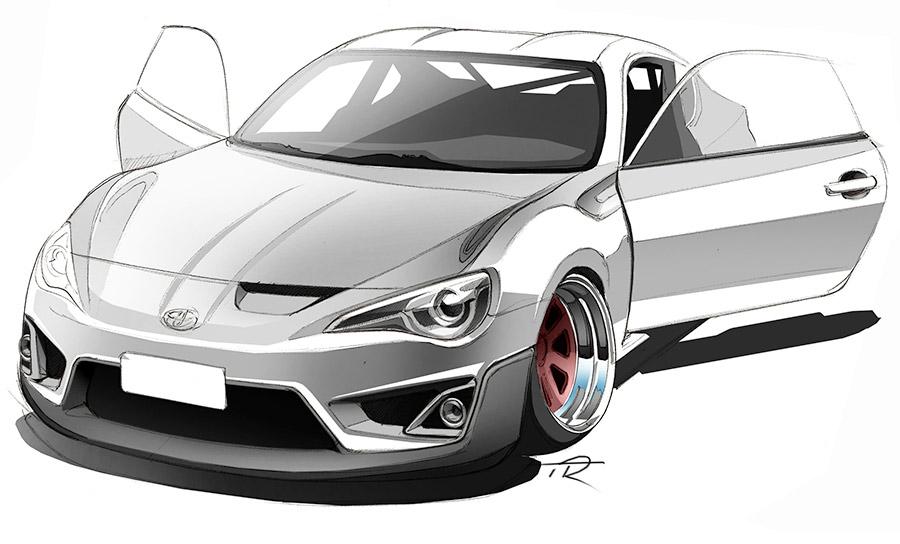 How To Draw A Race Car How To Draw A Race Car Easy
