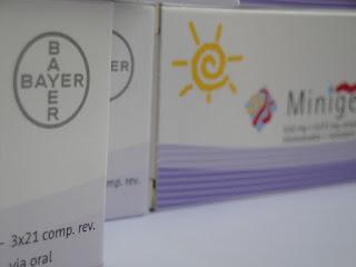 Chás que cortam efeito da pílula anticoncepcional