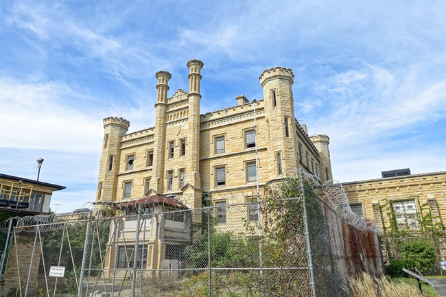 Joliet Correctional Center Abandoned Prison in Illinois