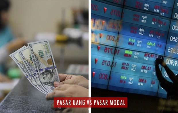 Perbedaan Pasar Uang dan Pasar Modal yang Paling Mendasar