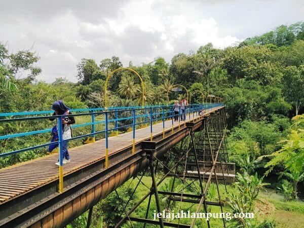 Talang air Pringsewu Lampung