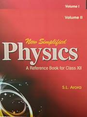 TEXTBOOK OF PHYSICS:-SIMPLIFIED VOLUME-2 FOR 12TH STANDARD