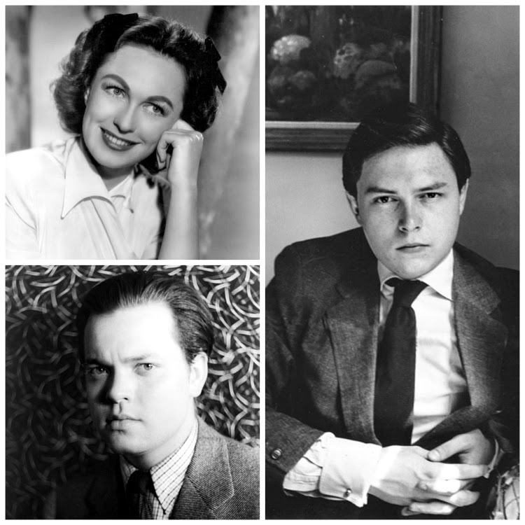 A Vintage Nerd, Vintage Blog, Old Hollywood Scandals, Old Hollywood Lives, Judy Lewis, Uncommon Knowledge, Hollywood Love Child, Orson Welles, Old Hollywood Secrets