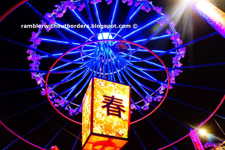 Chinese New Year display, Vivocity shopping mall, Singapore