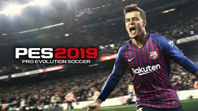 تحميل لعبة PES 2019  مجانا باخر إصدار