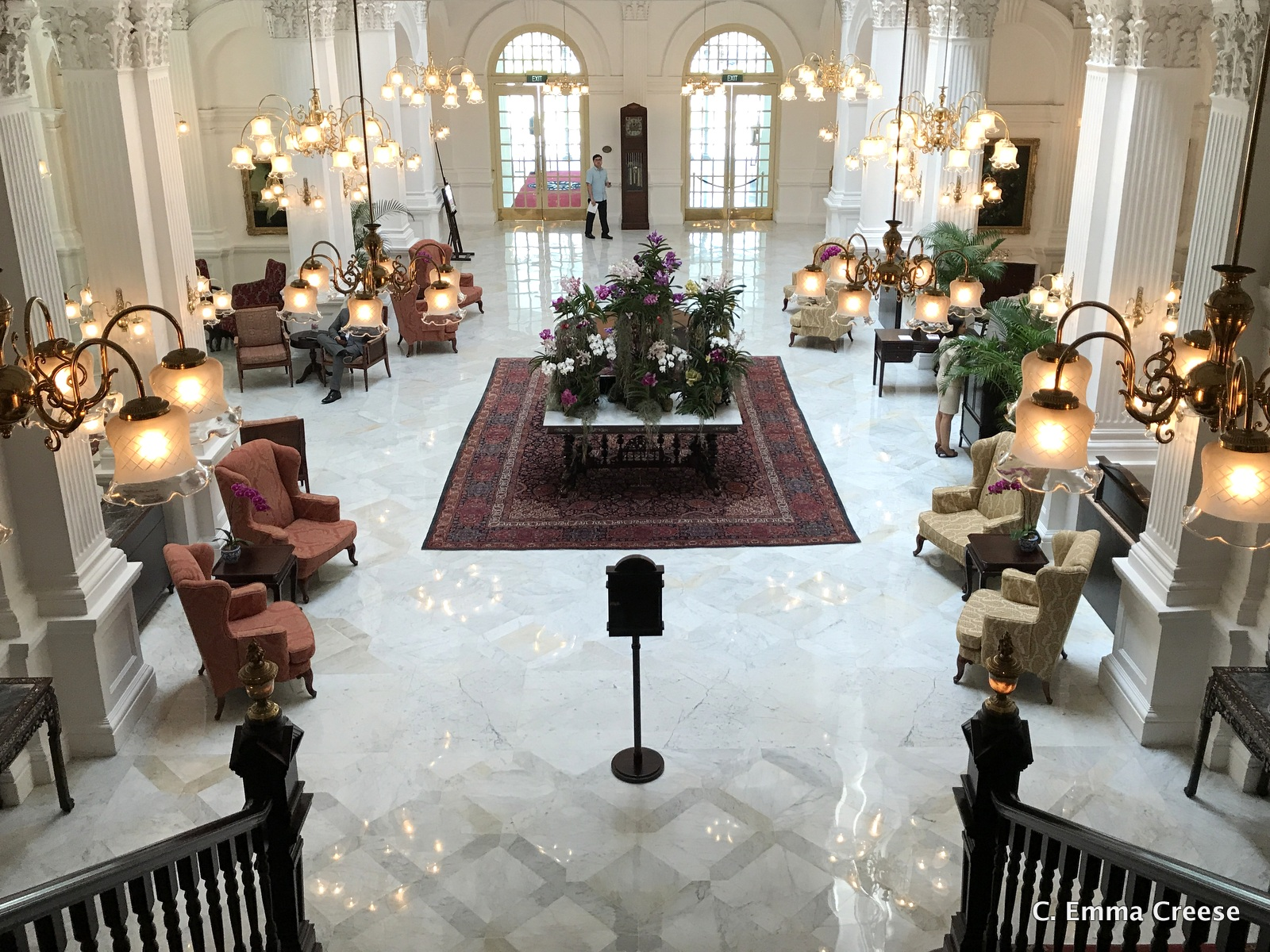 An Iconic Luxury Hotel Review: Raffles, Singapore