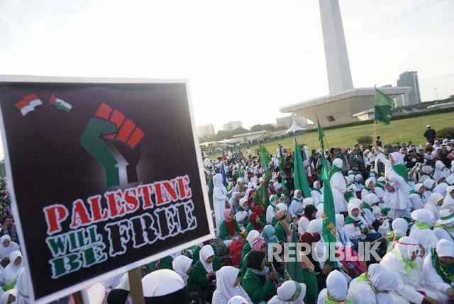Palestina, Bagaimana Bisa Aku Melupakanmu