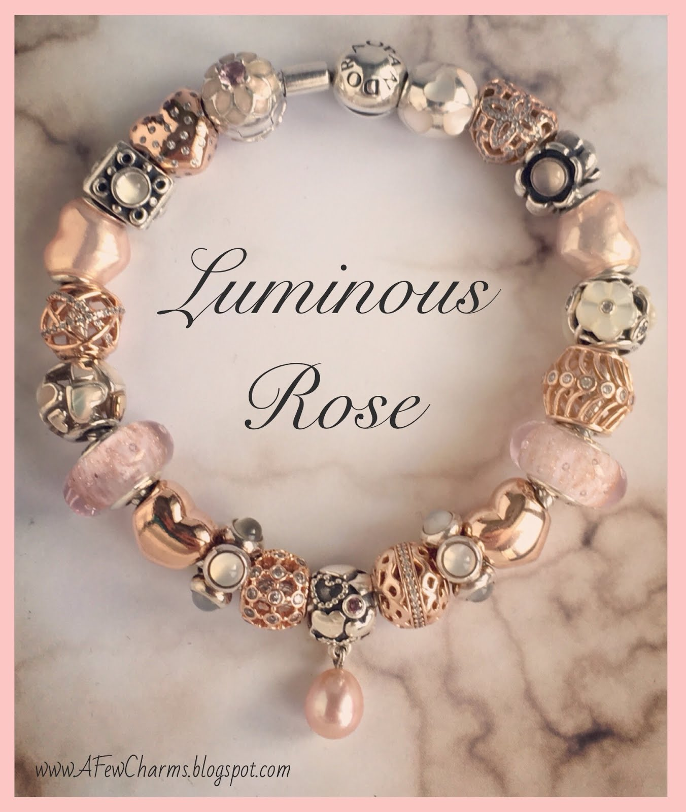 Luminous Rose