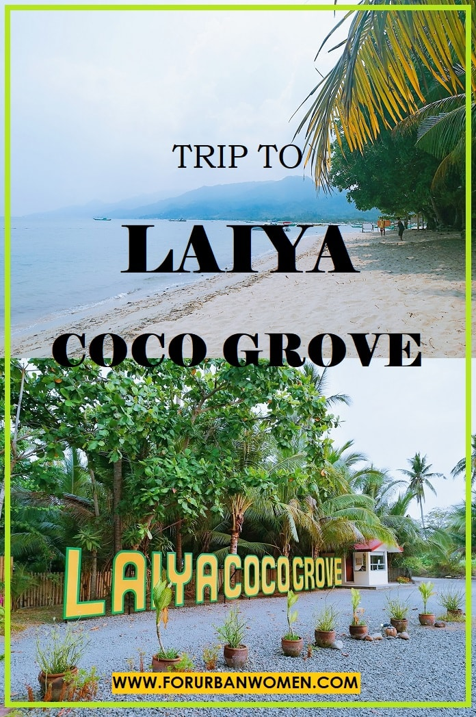Review: Laiya Coco Grove Batangas