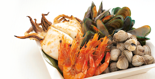 Benefits and efficacy of seafood For Human Health