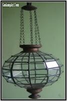 lampu dari kaca
