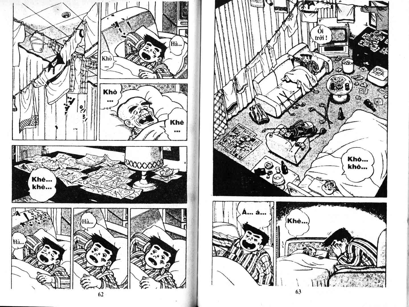 Ashita Tenki ni Naare chapter 50 trang 30