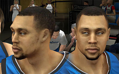 NBA 2K13 Brandon Roy Cyberface Patch