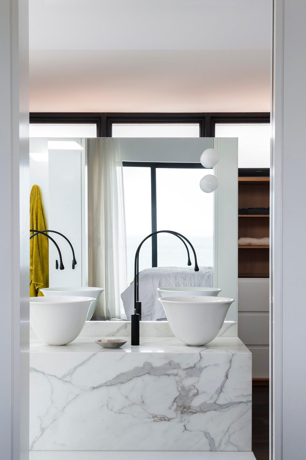 Minosa Melbourne Bathroom Design  A Famous House, View