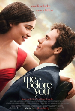 Me Before You: Movie Review! | The Blossom Twins