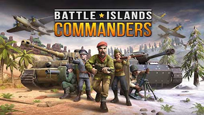 Battle Islands: Commanders Apk + Mod + Data for Android