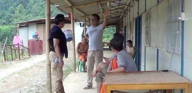 Perkampungan Pekerja China Digerebek, Ketua China Pukuli Petugas Imigrasi