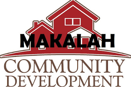 Makalah Pengembangan Masyarakat atau Community Development