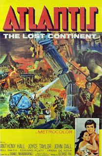 El continente perdido(Atlantis, the Lost Continent)