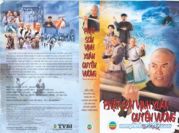 http://xemphimhay247.com - Xem phim hay 247 - Phật Sơn Vịnh Xuân Quyền Vương - Kungfu Phật Sơn (2005) - Real Kungfu (2005)