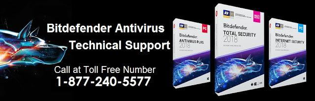 Contact Bitdefender antivirus support