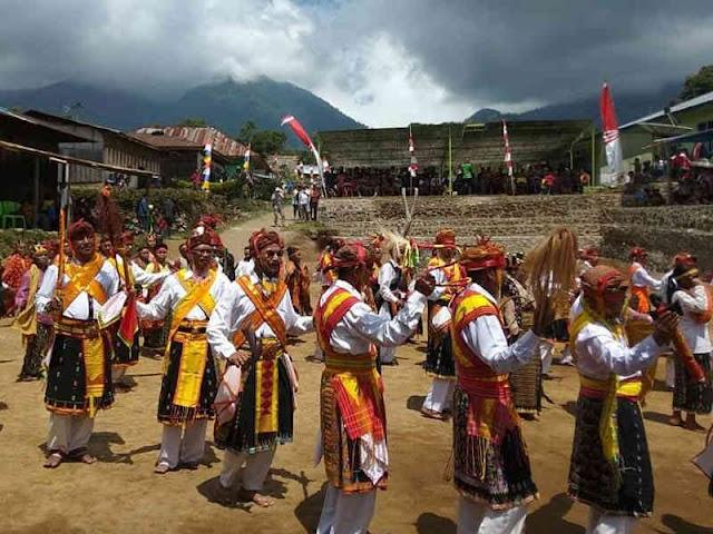 Victor Madur Ikuti Congko Lokap Gedang Lao Lanar di Langke Rembong