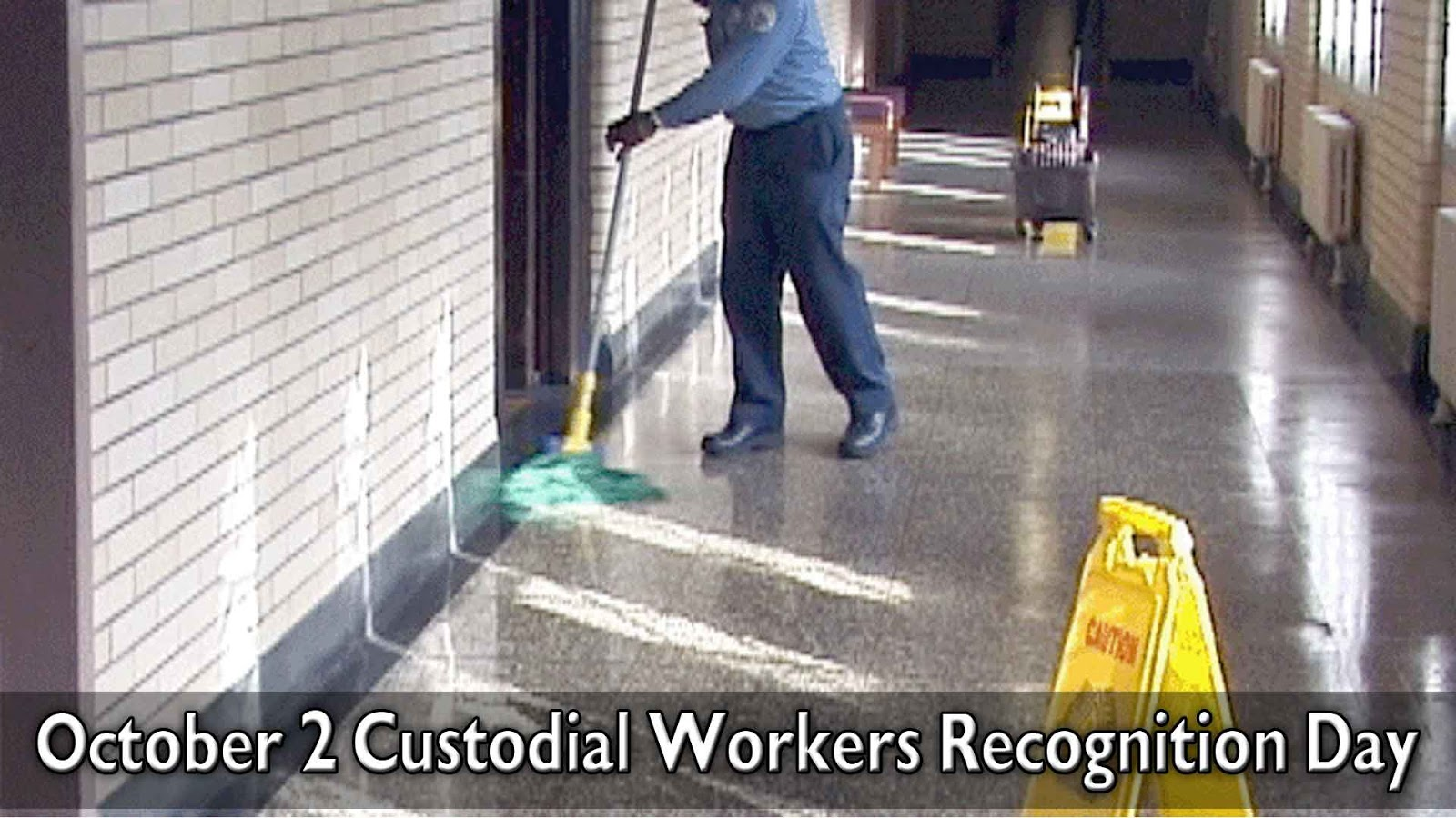 2 custodial workers recognition day today day info 2 custodial workers recognition day
