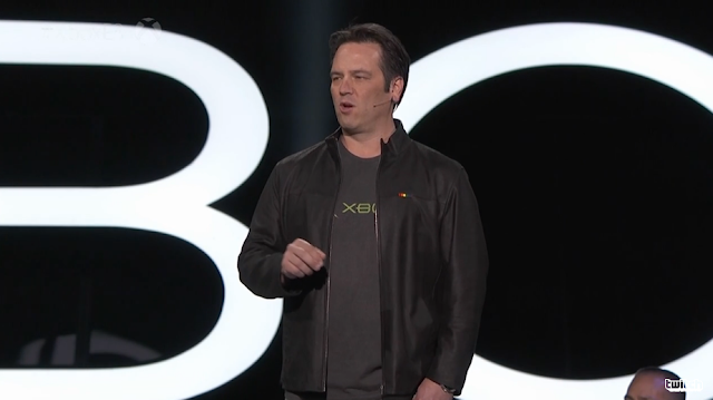 Microsoft E3 2016 press conference Phil Spencer