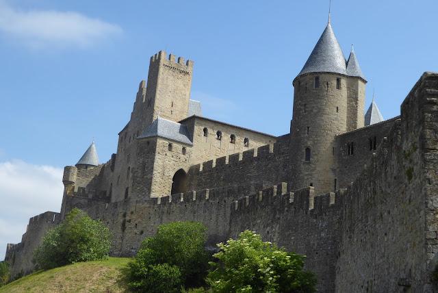 4. rész Castelnoudaryból majdnem nem tudom hova