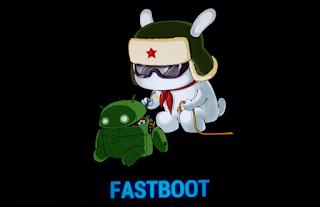 Xiaomi Redmi Fastboot Mode