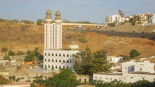 The funniest mosque on the planet