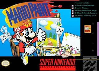 Mario Paint [ SNES ]