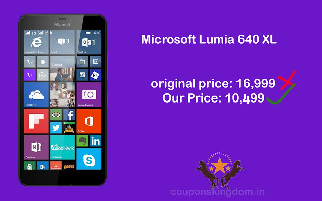 Amazon India Mobiles, Buy Lumia 640 XL Online, Buy Mobiles Online, Buy Windows Mobile, Lumia 640 XL at Amazon India, Lumia 640 XL Price, Lumia 640 XL Review, Microsoft Lumia 640 XL, Windows Mobiles,