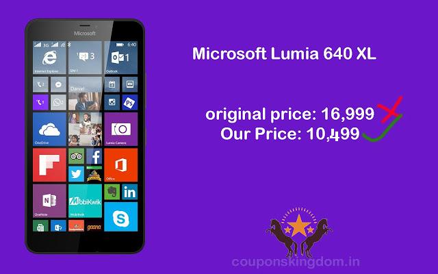 Amazon India Mobiles, Buy Lumia 640 XL Online, Buy Mobiles Online, Buy Windows Mobile, Lumia 640 XL at Amazon India, Lumia 640 XL Price, Lumia 640 XL Review, Microsoft Lumia 640 XL, Windows Mobiles,