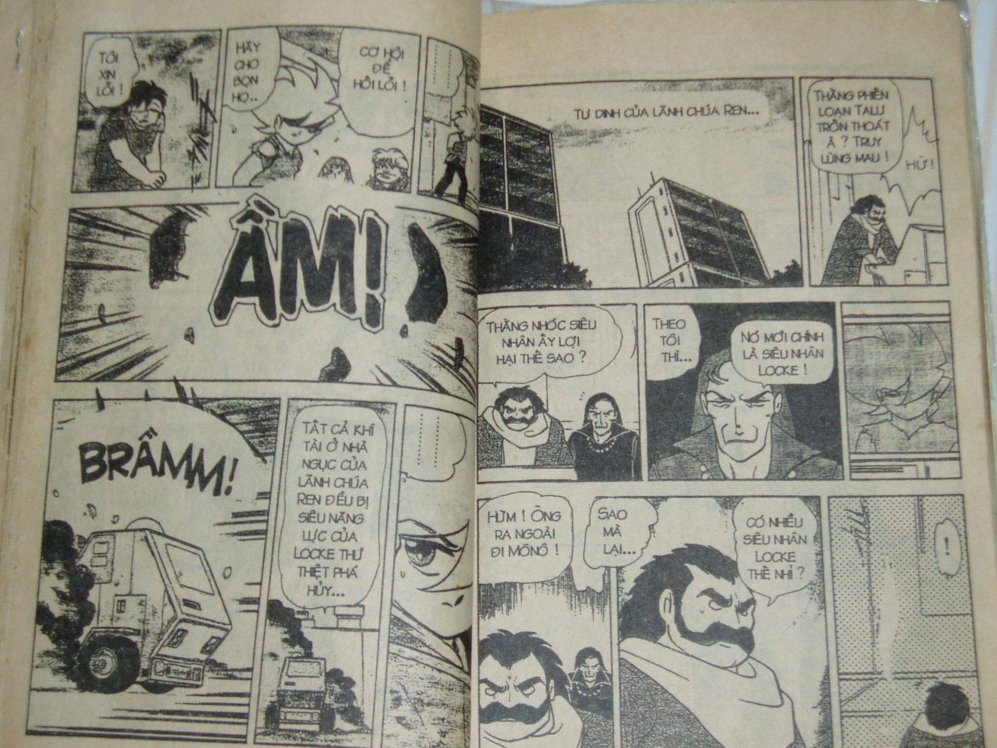 Siêu nhân Locke vol 18 trang 27