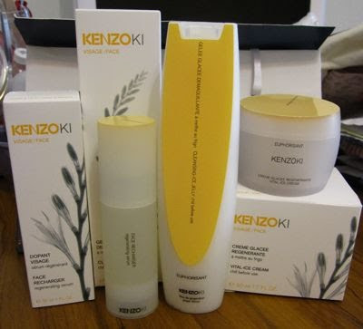 83ac2c30 KenzoKi a skin care line from the famous house of KENZO sooo many good  reviews about their products .. I'm very intrested in trying some of their  products ...