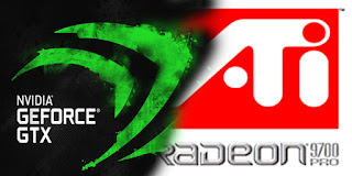 Bagus Mana? Ini Perbedaan ATI Radeon Dan NVDIA GeForce