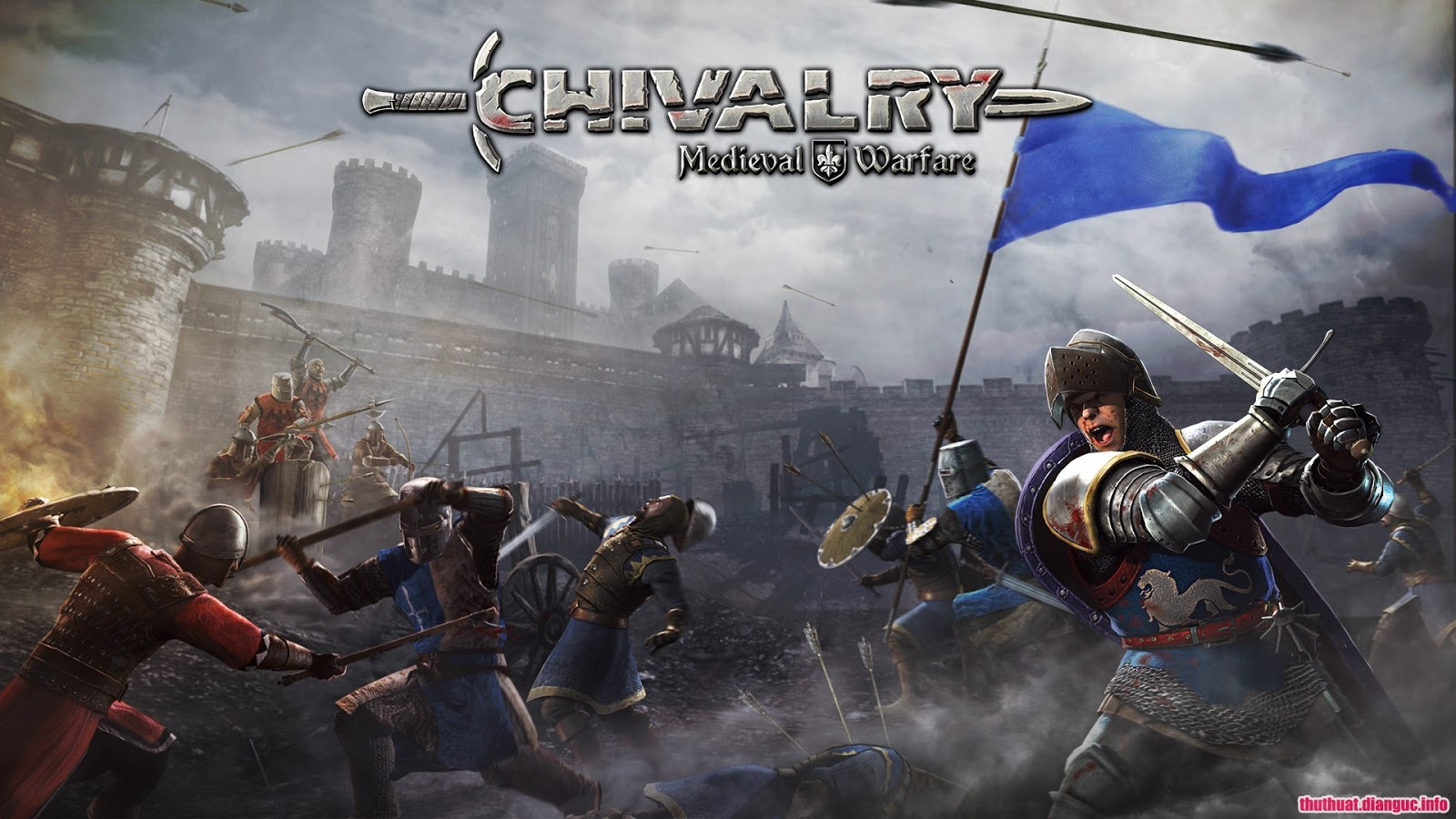 Download game Chivalry: Medieval Warfare Full Cr@ck Fshare