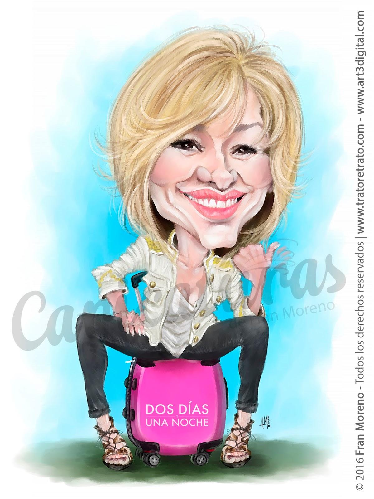 Susanna Griso por Fran Moreno