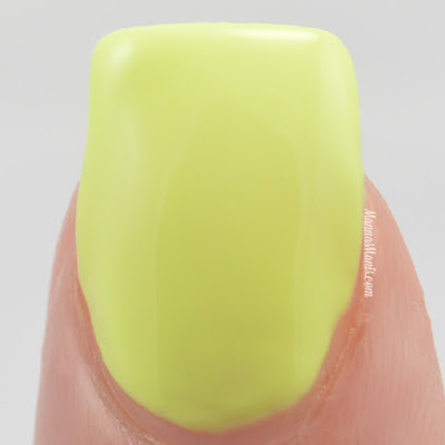 Top Shelf Lacquer  Limoncello Float swatches