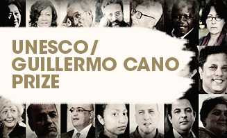 Guillermo Cano Press Freedom Prize