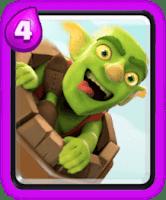 Il Barile Goblin clash royale
